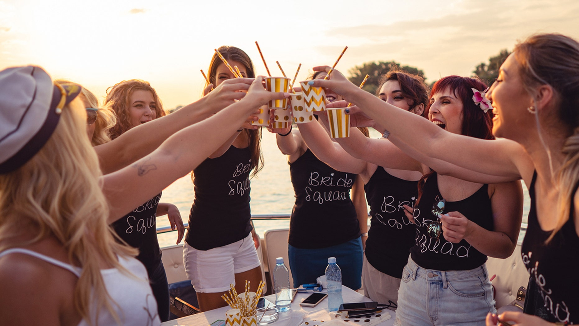 American Airlines Denied Bachelorette Party From Boarding