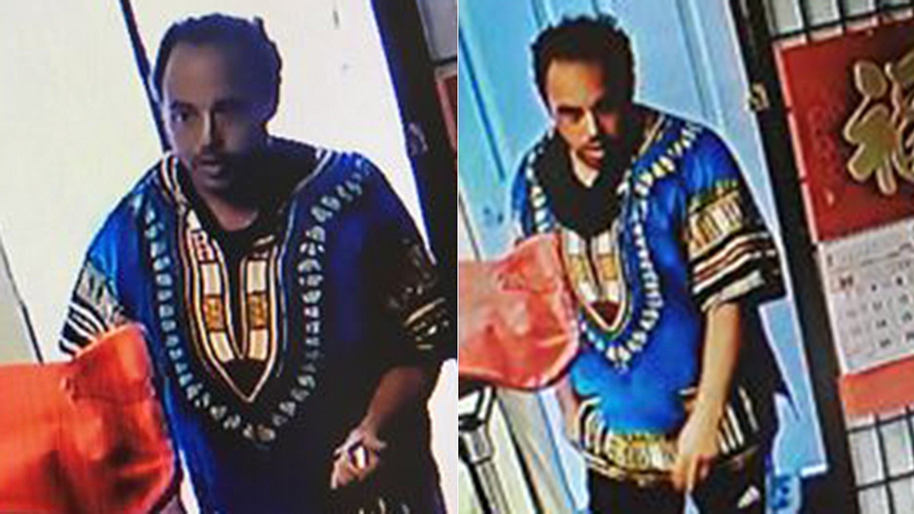 Broward County detectives want to find this man, saying he might have been the last person who saw Daying Li alive before she was killed Thursday at the Bing Bing Spa, a massage parlor.