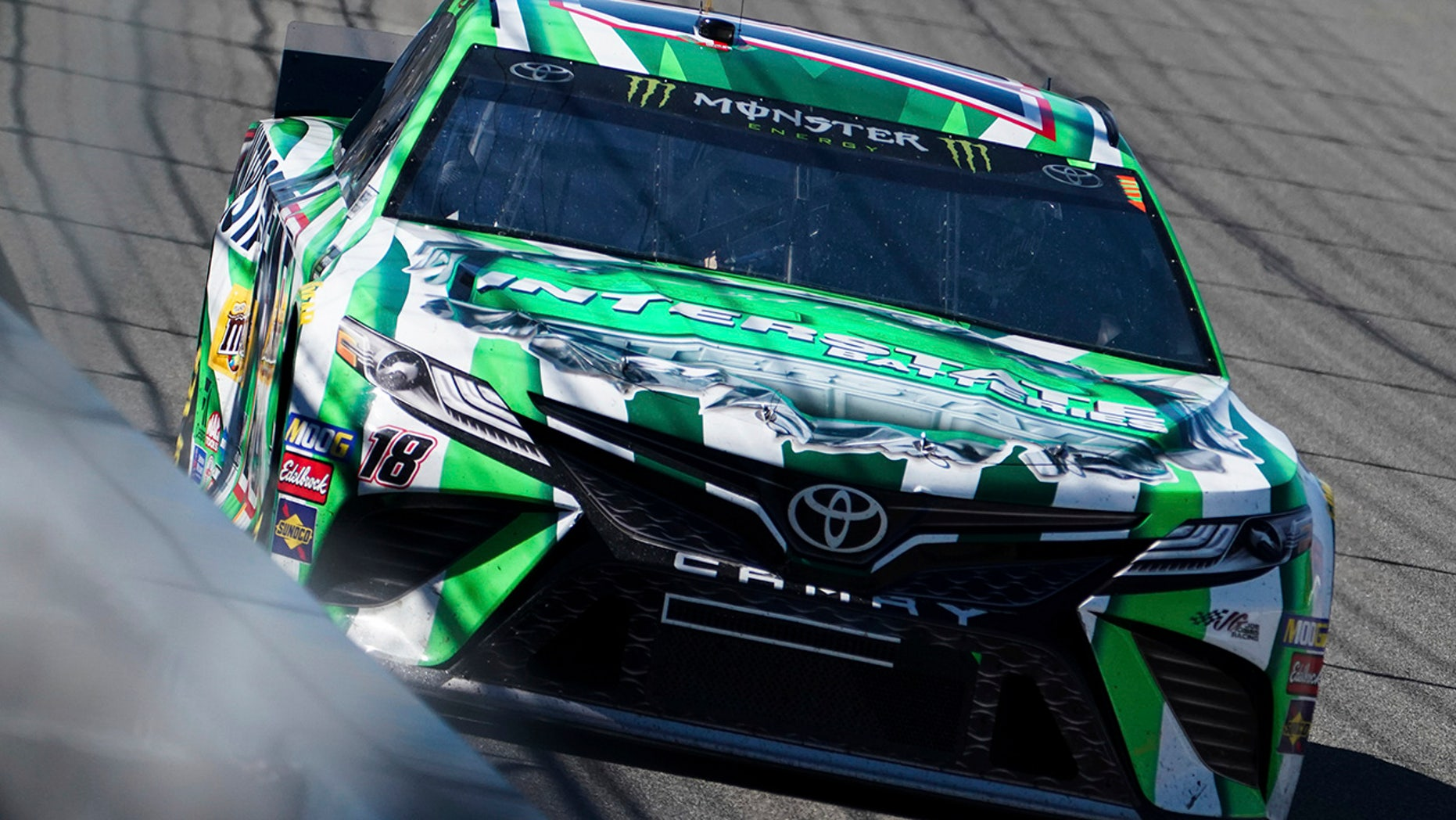 Odds to Win Monster Energy Cup Series Title: Kyle B 5-1