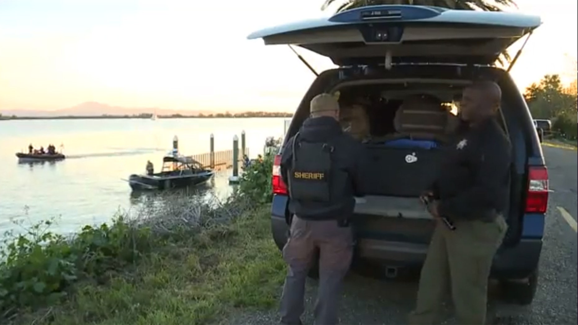 A father of 3 has been missing since Friday after a boating accident in Northern California.