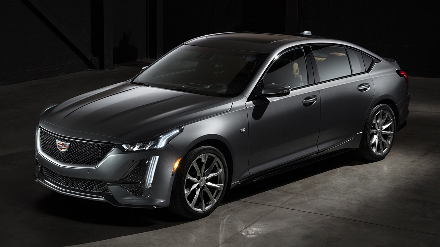 Cadillac CT5 Revealed Ahead Of New York Auto Show Debut