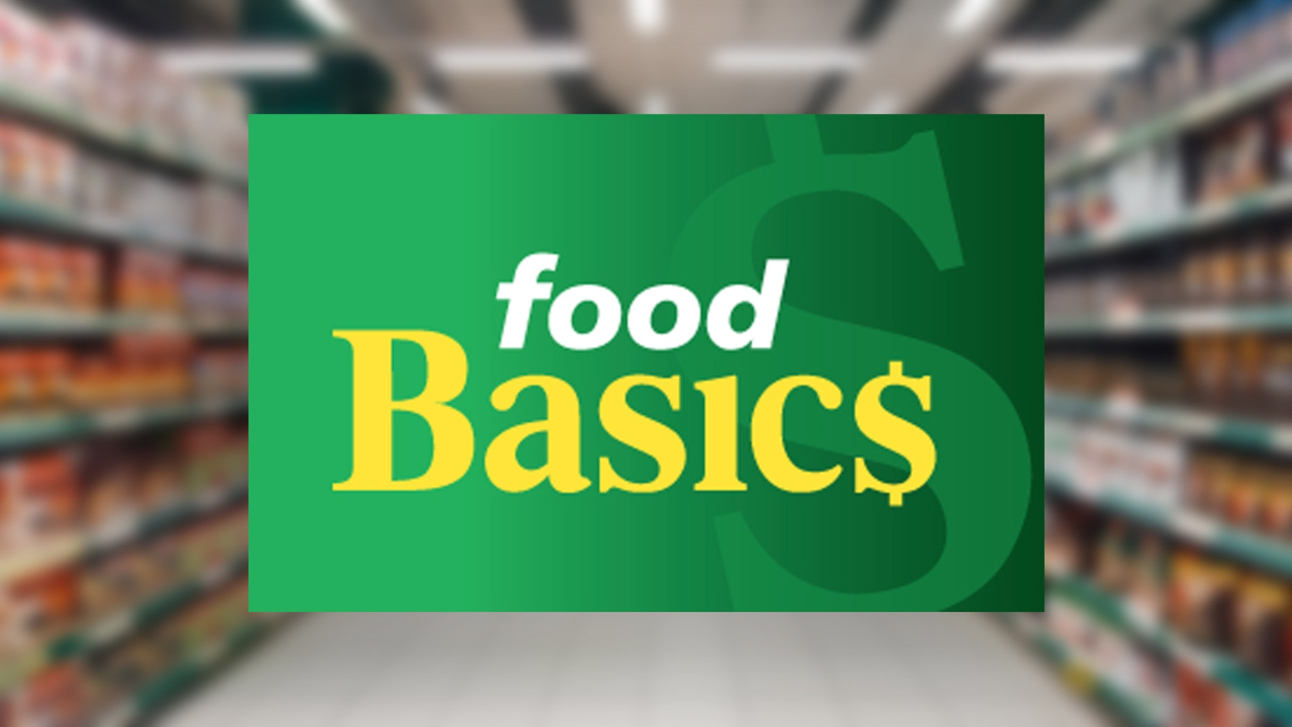 Shoppers left cash and IOU's for food when the Food Basics grocery store in Kingston, Ontario was accidentally opened without any staff inside