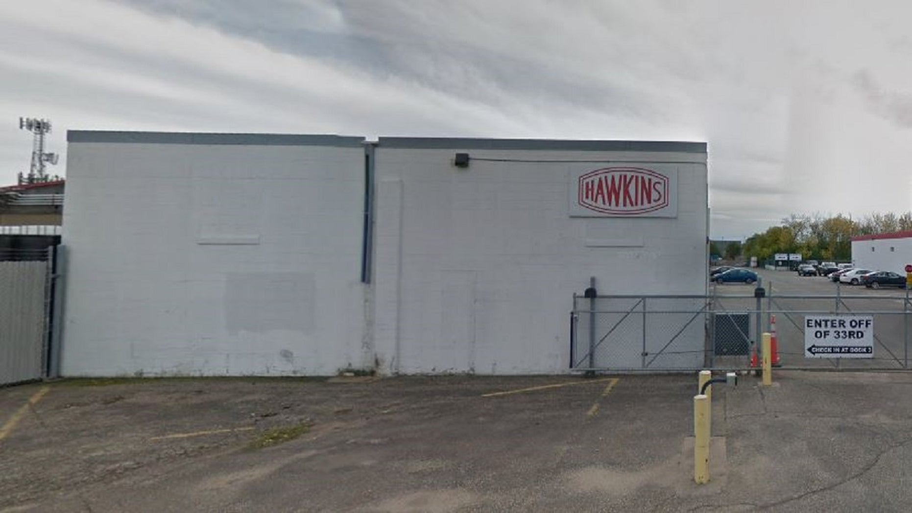 A total of 5,700 gallons of nitric acid at Hawkins Chemical were spilled on Friday morning, reports said.