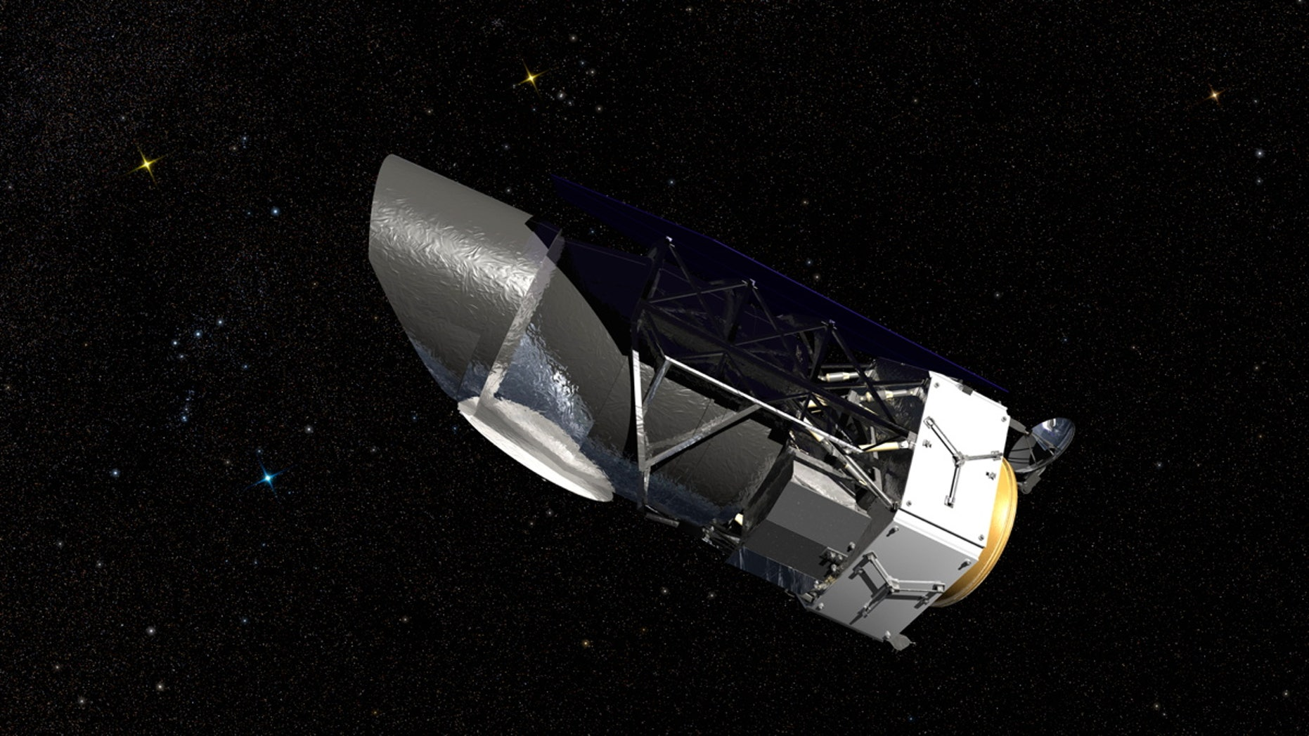 Trump's 2020 NASA budget would cancel Space Telescope ...