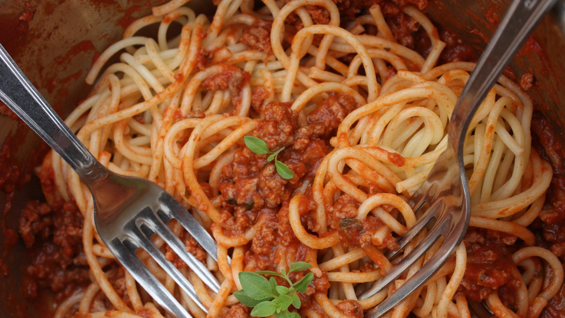 """""""It is strange to be famous all over the world for a dish that isn't ours,"""" the Italian mayor said."""
