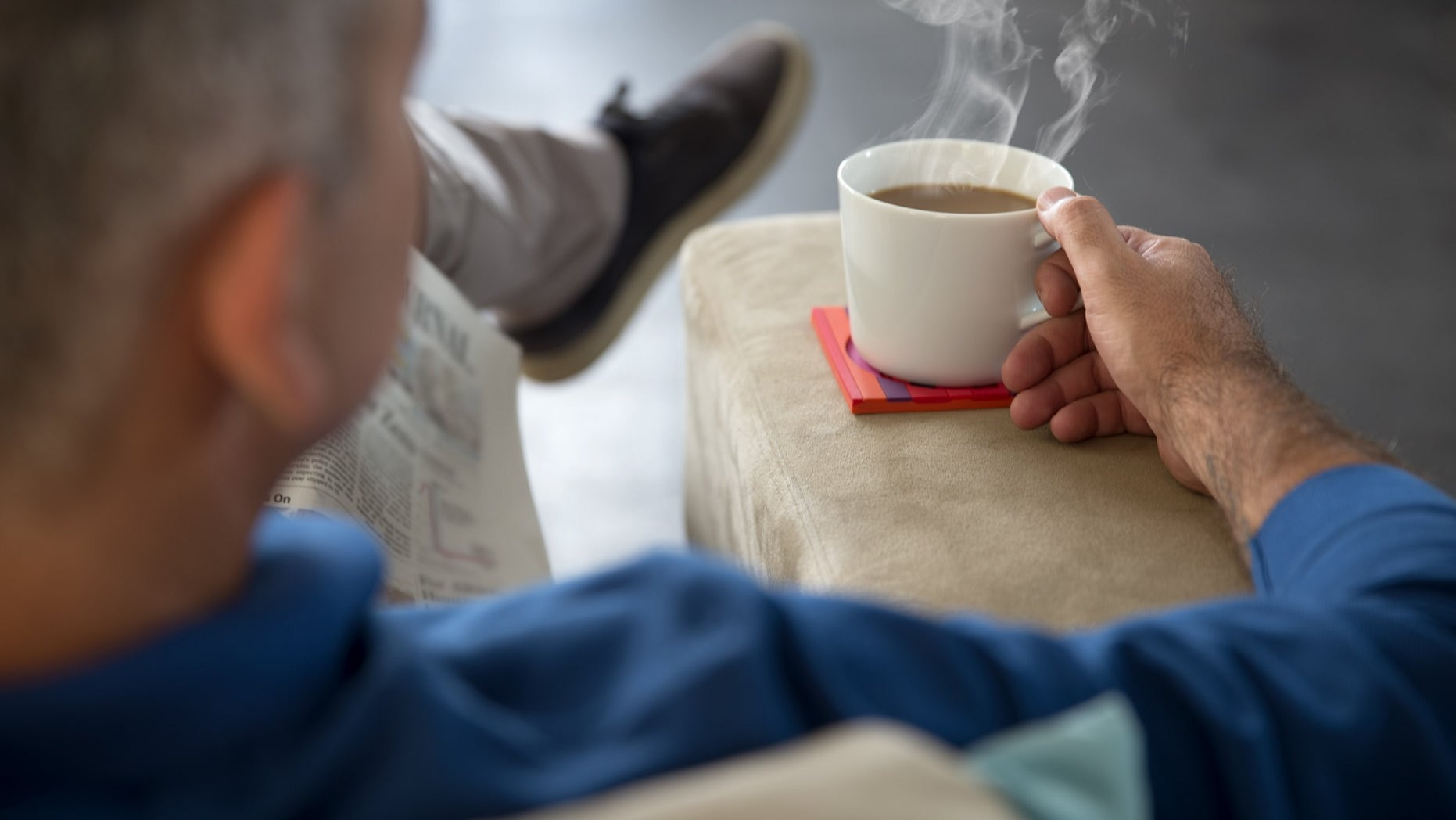 Recent investigate showsthat prohibited coffee has aloft levels of antioxidants, that could be obliged for some of a drink's health benefits.br