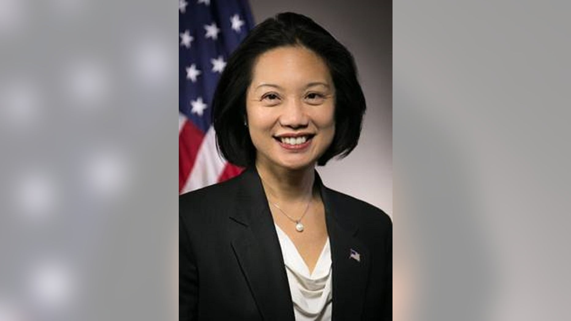 Jessie K. Liu withdrew her name from consideration for the post of associate attorney general.