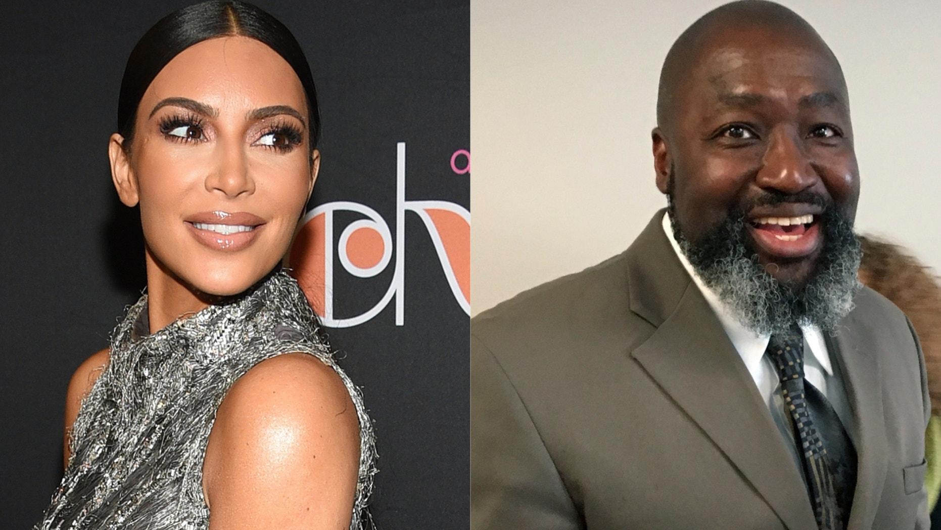 Kim Kardashian and Matthew Charles