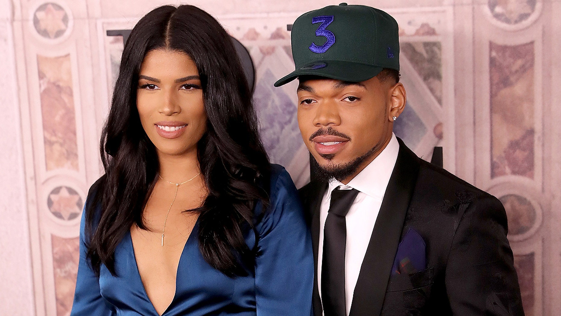 Chance The Rapper Marries Longtime Girlfriend In Breathtaking Ceremony