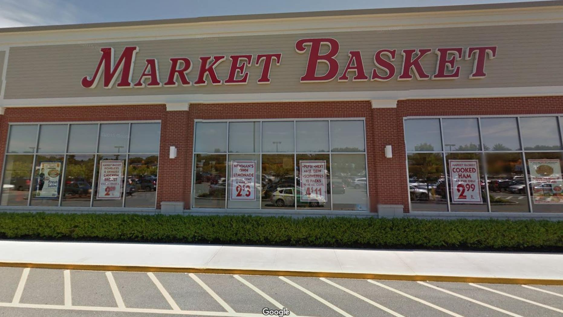 Market Basket claims that they have no spirits in their supermarket.