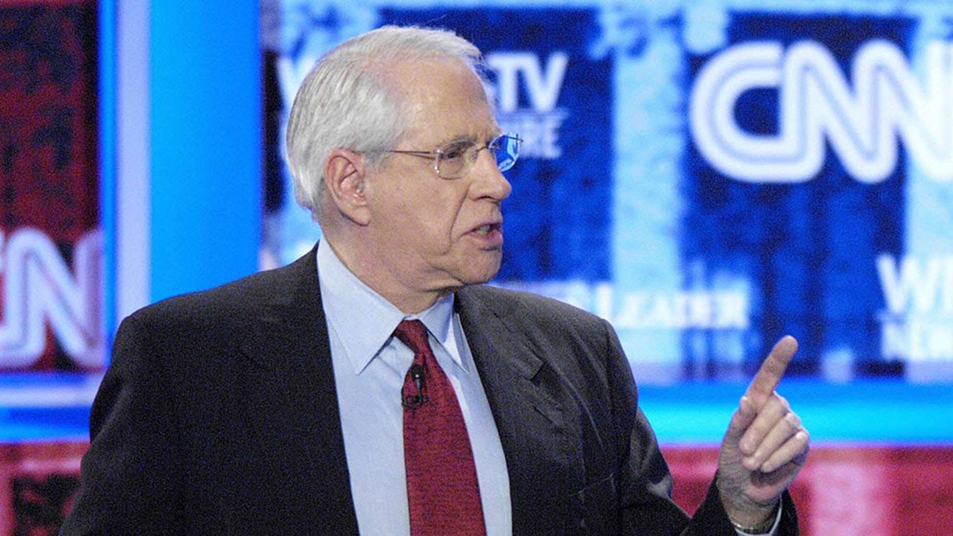 Two days after fans eager to push the Democrats further to the left started boosting the Twitter cred of Democratic former Sen. Mike Gravel of Alaska, 88, his controversial past is leaping to the fore. (C.J. GUNTHER/AFP/Getty Images)