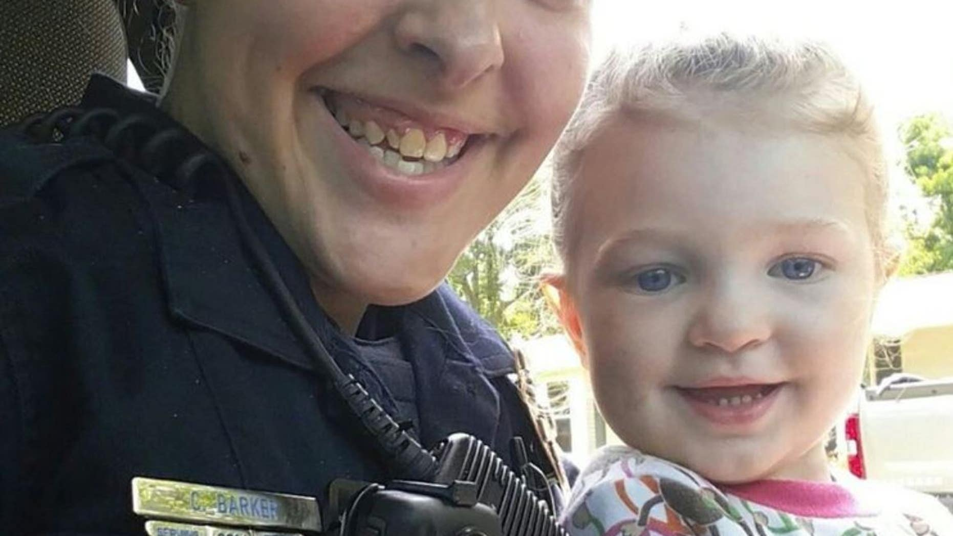 Cassie Barker, an ex-police officer, admitted to having sex with her supervisor in September 2016, while her 3-year-old daughter was left dying in hot patrol car.