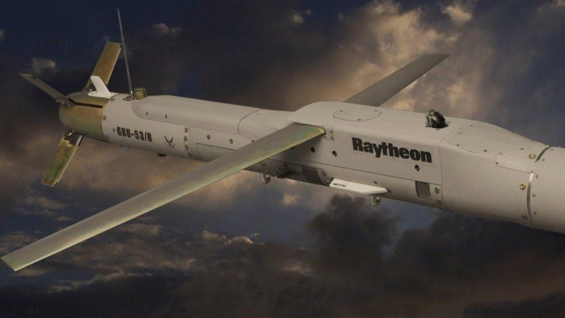 Image of SBD II courtesy of Raytheon