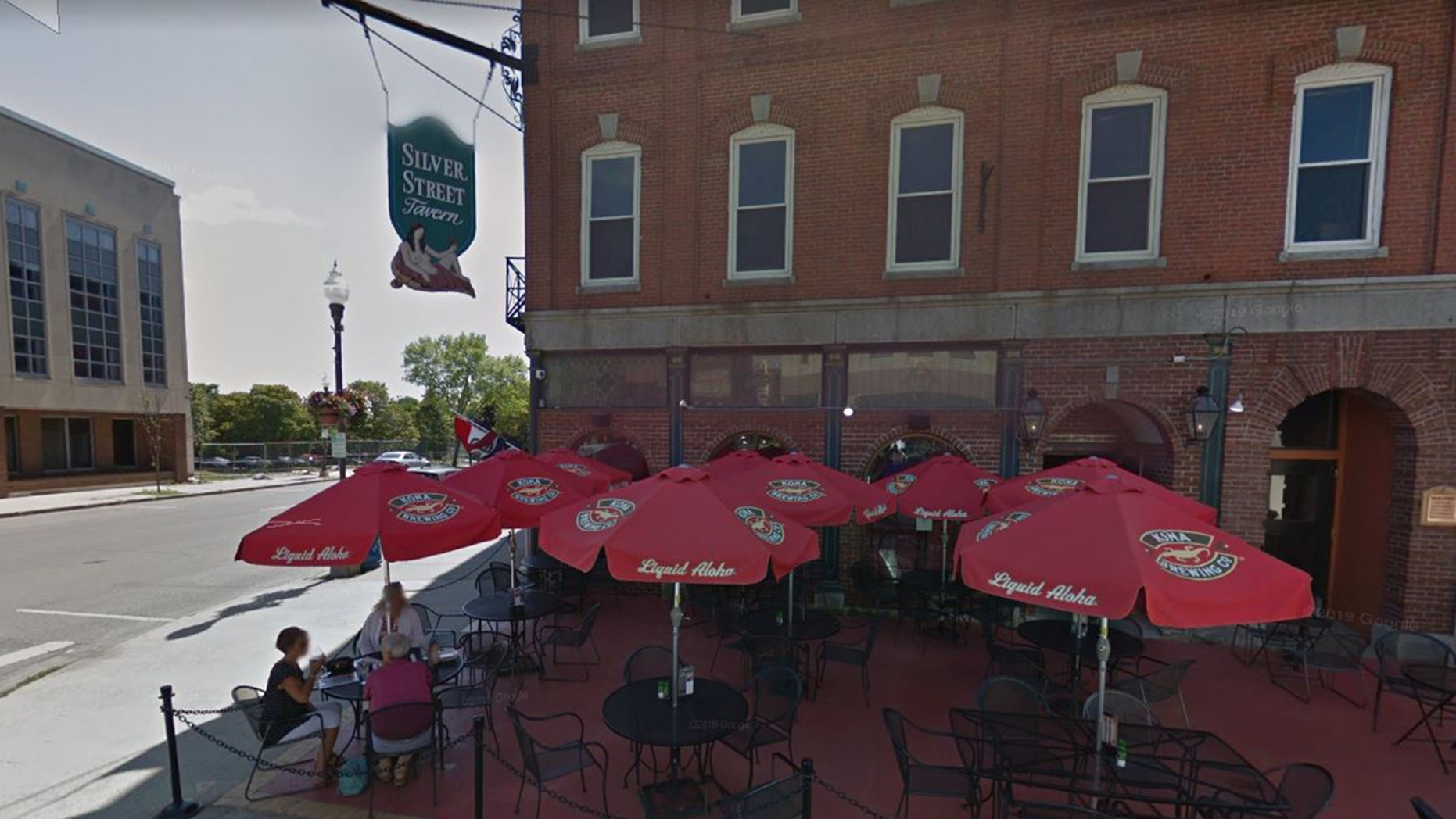 Silver Street Tavern restaurant staff in Waterville, Maine, were shocked by a customer's kindness on Saturday night.