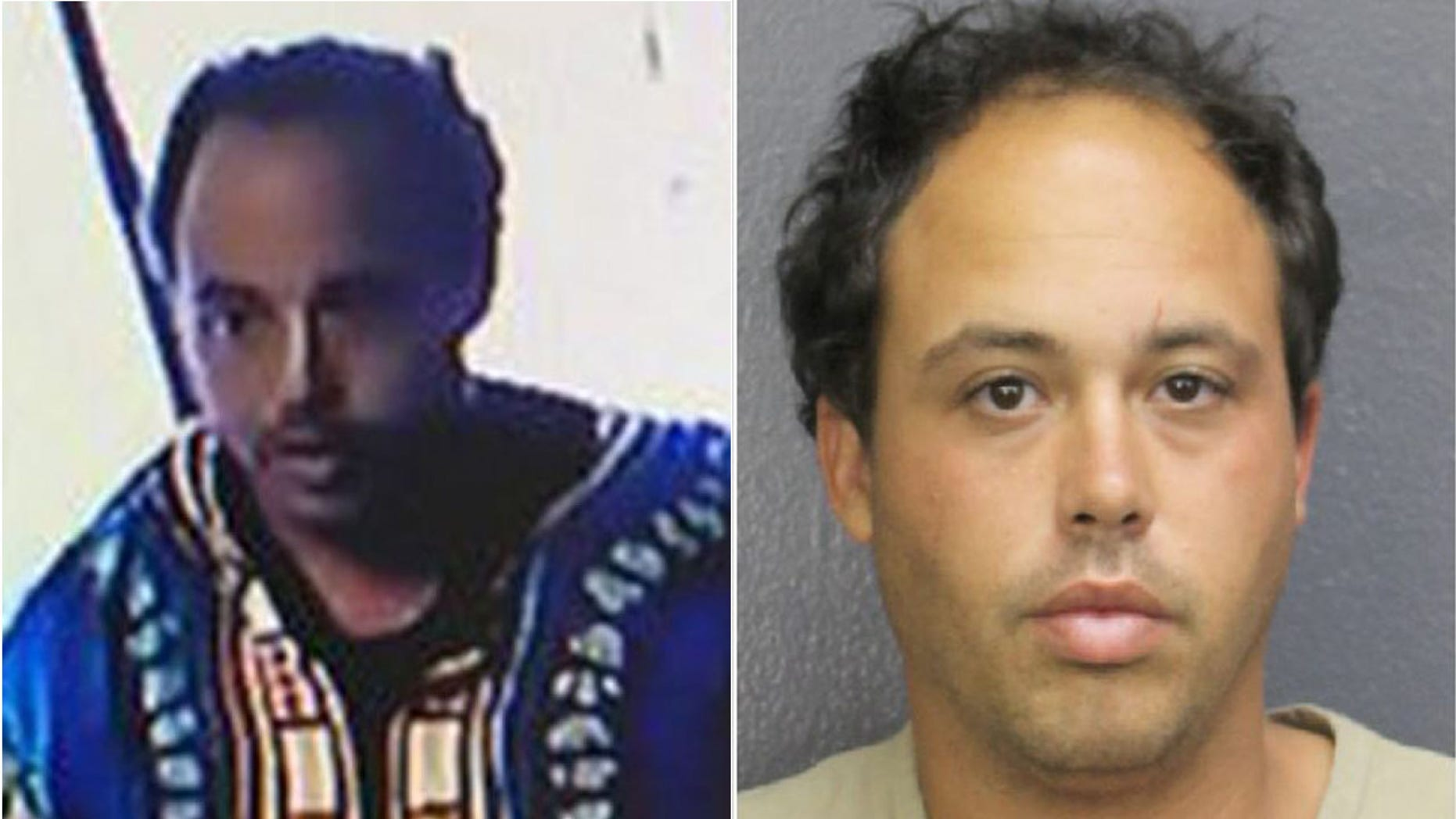Jacob Fought, 31, has been accused in the March 21 murder of a South Florida massage parlor worker after being identified as a person of interest in the case last week.
