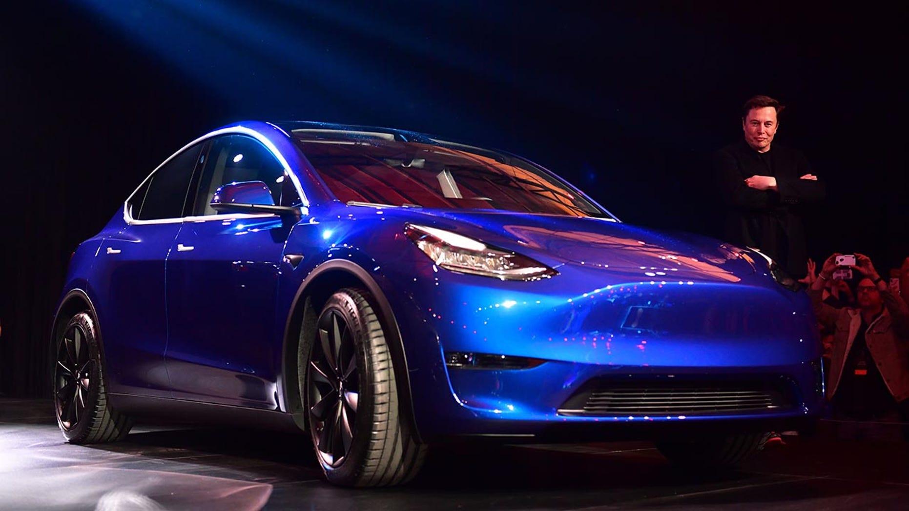 Tesla Model Y debuts in California with $39,000 base price ...