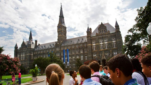 The racketeering conspiracy charges were unsealed Tuesday against the coaches at schools including Georgetown, Wake Forest University and the University of Southern California. Authorities say the coaches accepted bribes in exchange for admitting students as athletes, regardless of their ability.