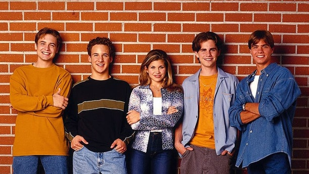 """Some of the cast members from the television show """"Boy Meets World"""" recently reunited at the Emerald City Comic Con."""