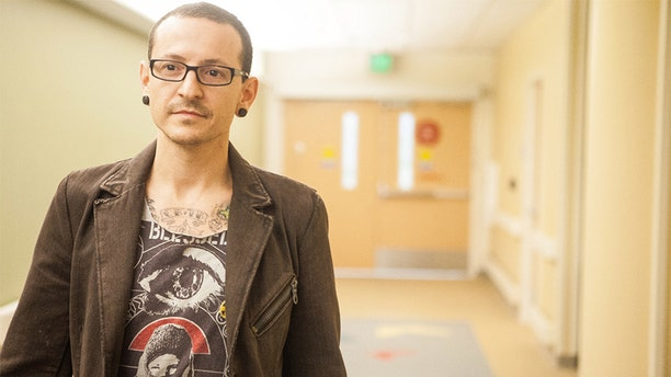 """""""I remember Chester as the young, hungry musician who was super humble andwho became a man willing to help his community,"""" Louvau said."""