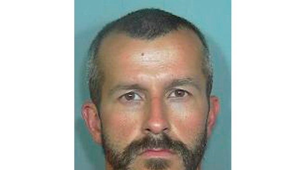 Undated photo of Chris Watts, who pleaded guilty in the deaths of his pregnant wife, 34-year-old Shanann Watts, and their two daughters, 4-year-old Bella and 3-year-old Celeste. (Weld County Sheriff's Office via AP)
