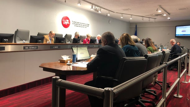 The Las Vegas Convention Center and Visitors Authority voted Tuesday morning to move forward with contract negotiations with the Boring Co. to construct a tunnel transportation system.