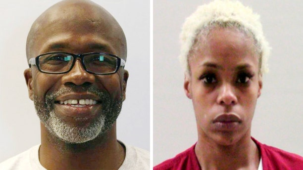 Keith and Valeria Smith were arrested on murder charges in Texas on March 5.