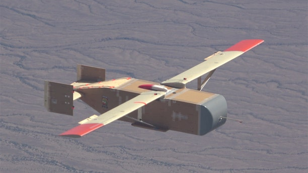 U.S. Marines have been testing the disposable drone.