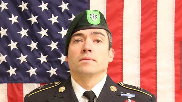 U.S. Army Green Beret Sgt. 1st Class Will Lindsay, who was killed Friday, enlisted in the Army in 2004, a U.S. Army spokesman said.