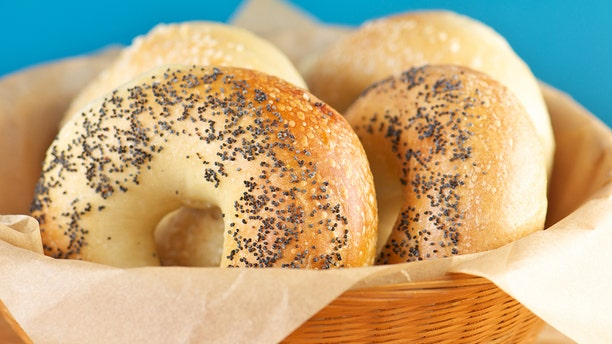 Most baked goods are made with yeast, which ferments in the dough and produces a small amount of alcohol.