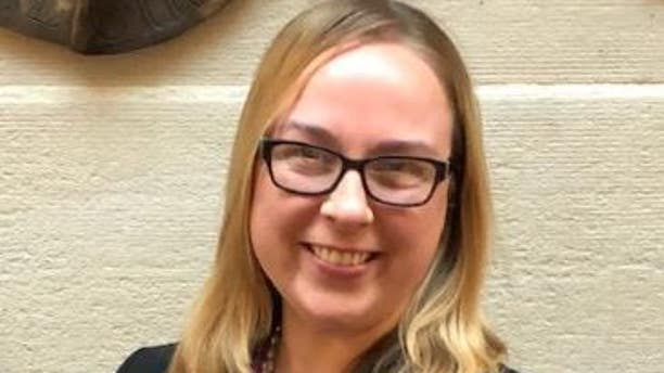 Stacia Hollinshead, an Illinois assistant prosecutor, was shot in a Wisconsin home on Saturday.