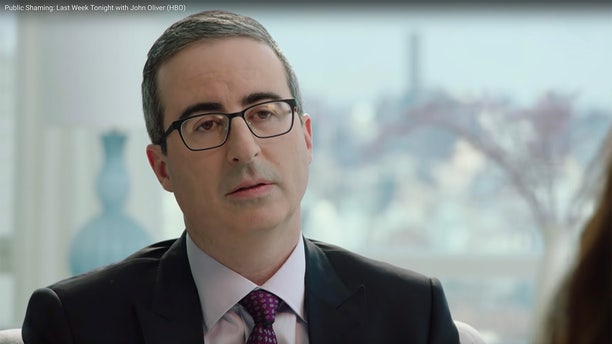 Comedian/TV host John Oliver spoke to Monica Lewinsky about the scandal that rocked the White House in the '90s. — HBO