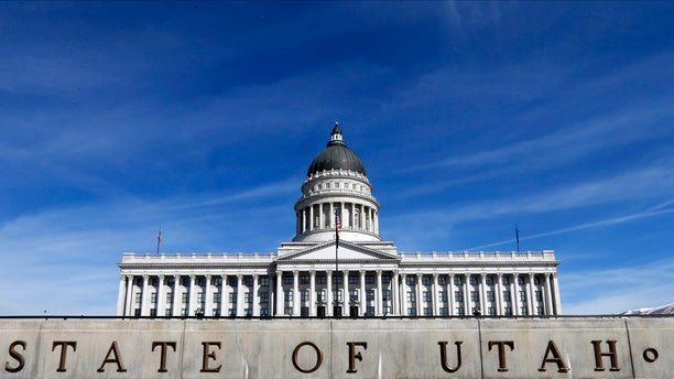 A March 8, 2018, file photo shows the Utah State Capitol in Salt Lake City. Utah Gov. Gary Herbert signed a bill Wednesday that repealed a 1973 law criminalizing sex outside marriage.(AP Photo/Rick Bowmer, File)