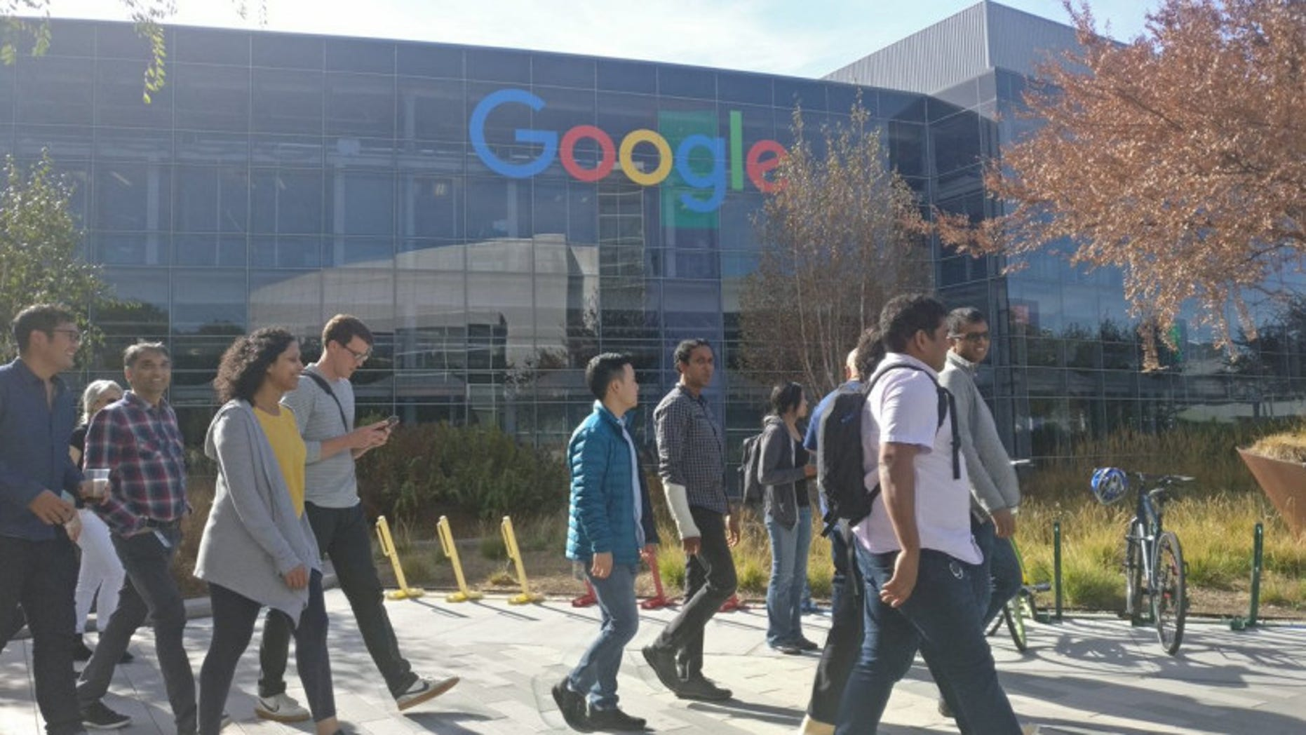 Measles case reported at Google's headquarters