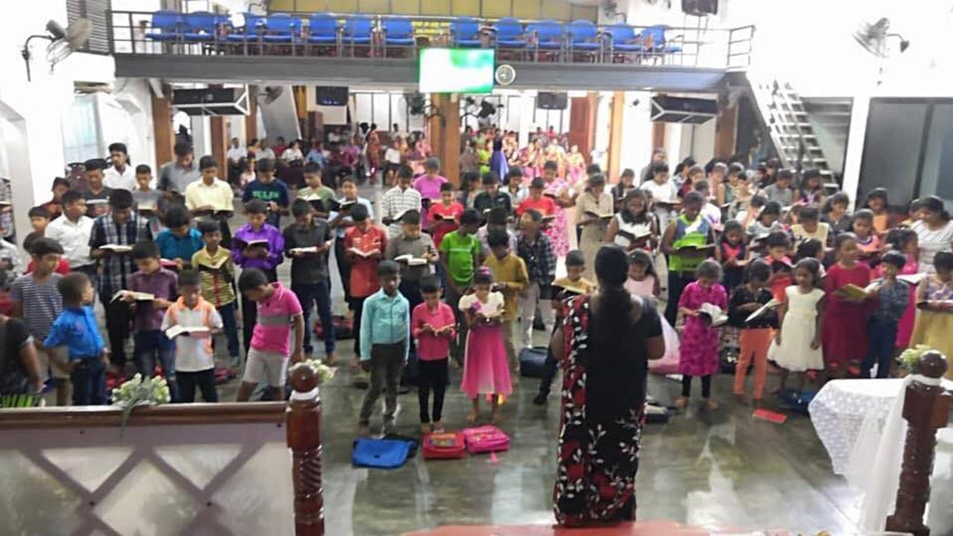 Photos of the children at Zion Church in Sunday school minutes before the radical Islamic terrorist detonated a bomb killing at least 22 kids Easter Sunday.