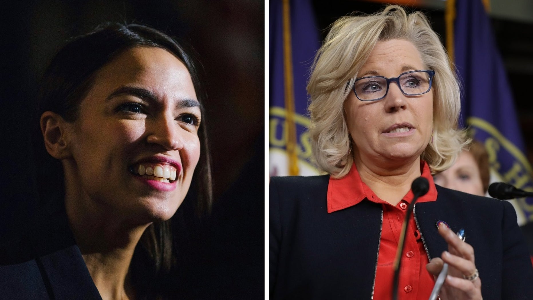 House representatives Liz Cheney and Alexandria Occasio-Cortes traded on Twitter, knowing the 22nd Amendment and the Constitution.