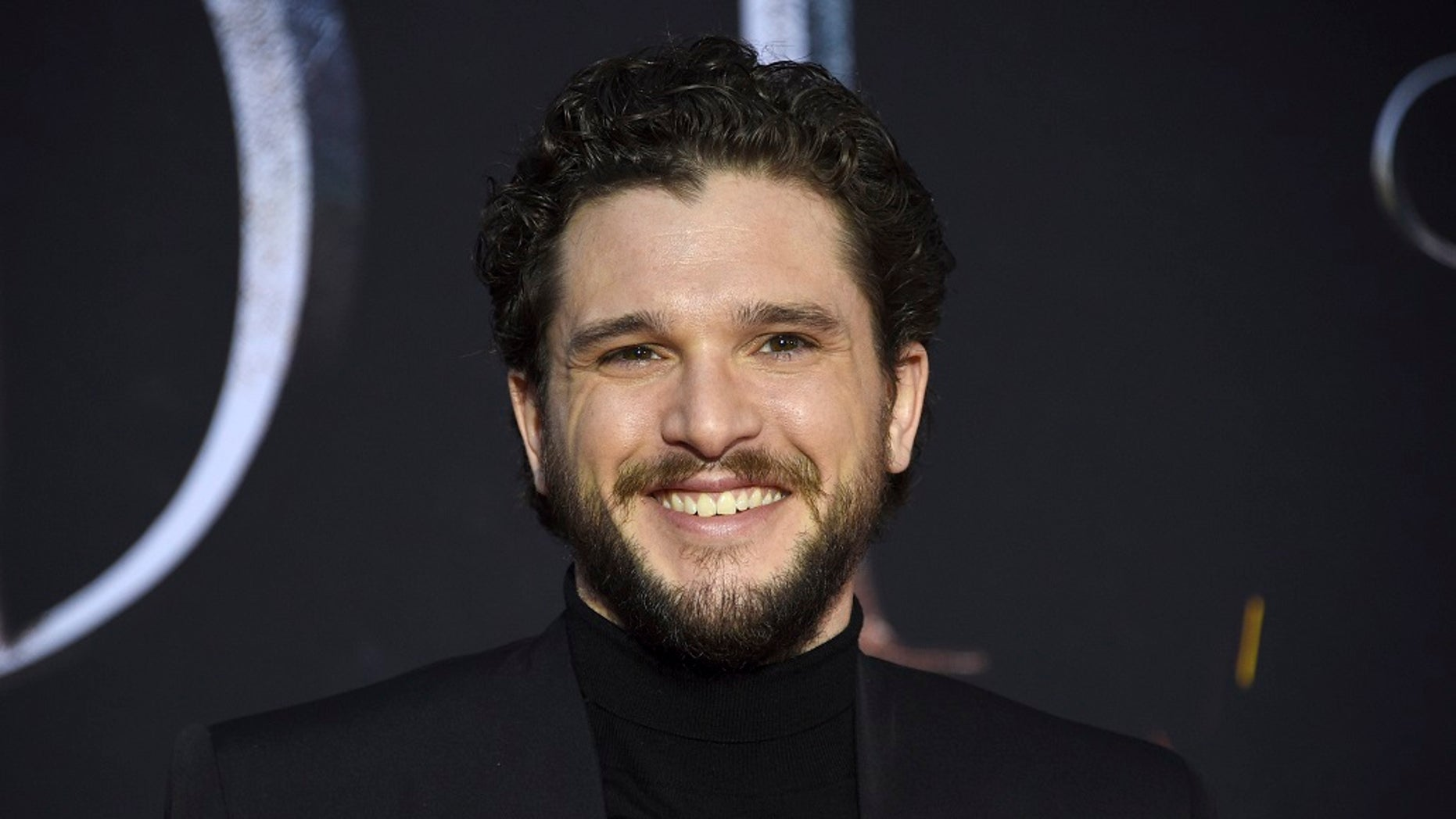 """Kit Harington attends HBO's """"Game of Thrones"""" final season premiere at Radio City Music Hall on Wednesday, April 3, 2019, in New York. (AP)"""