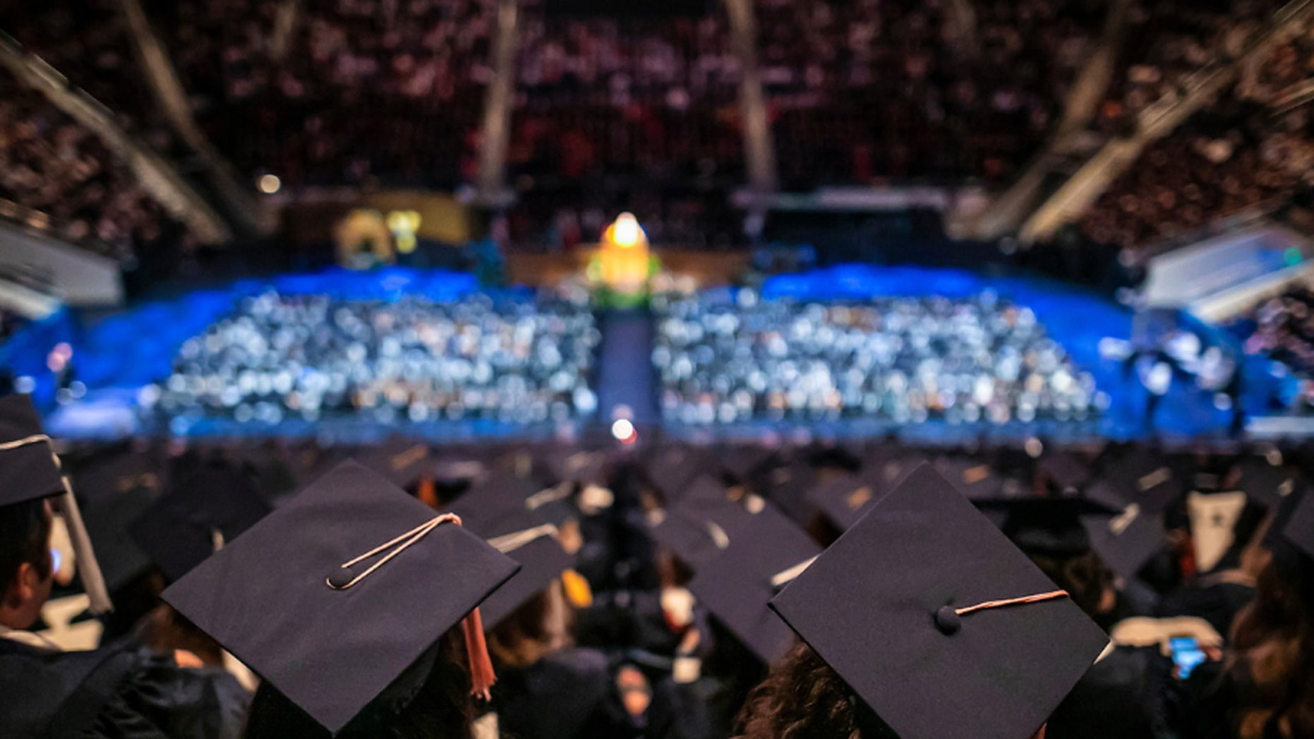 BYU valedictorian Matt Easton comes out as gay during graduation speech