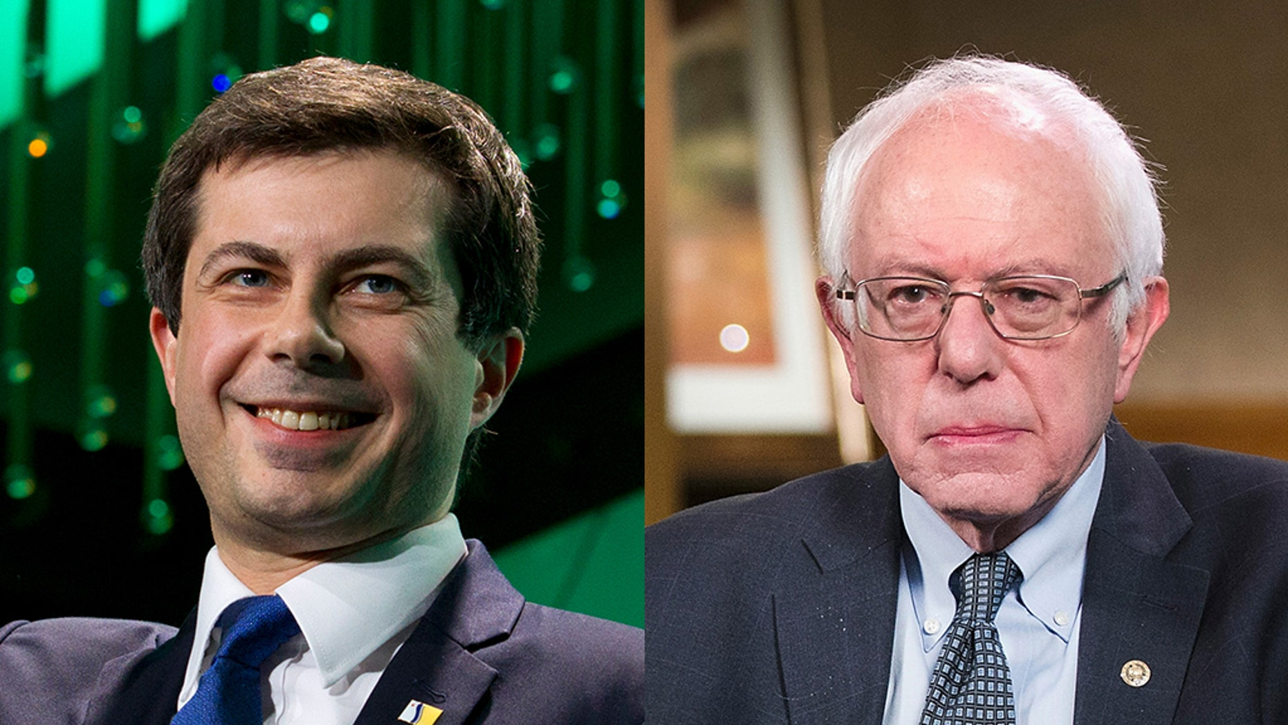 Some Bernie Sanders supporters didn't seem thrilled after Mayor Pete Buttigieg compared parts of the Vermont Senator's base to that of President Trump.