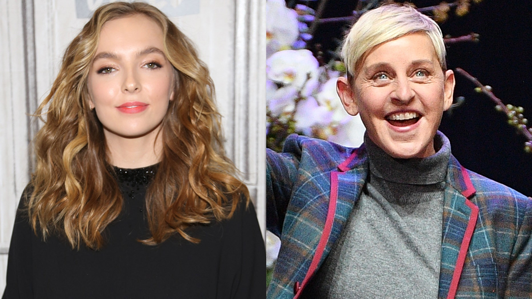Ellen DeGeneres had an awkward moment with her guest, Jodie Comer, on her talk show.
