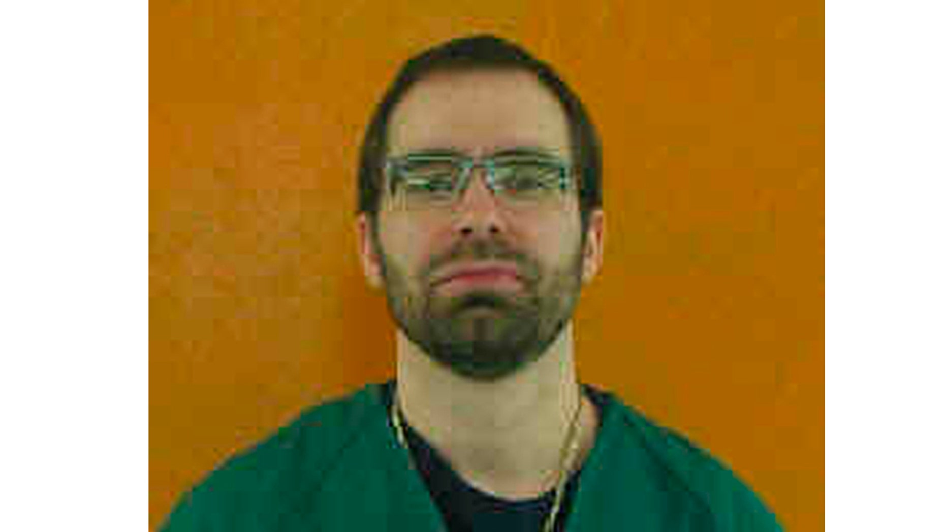 FILE - This undated file photo provided by the Ohio Department of Rehabilitation and Correction shows Greg Reinke. Reinke, who is serving life in prison for aggravated murder has been sentenced to 86 years more for a guard's stabbing last year and a 2017 stabbing that wounded four prisoners who were handcuffed to a table and unable to defend themselves. The Scioto County prosecutor's office says Reinke changed his plea to guilty last week of March 25, 2019,  on charges including attempted murder for the attacks at the Southern Ohio Correctional Facility in Lucasville.  (Ohio Department of Rehabilitation and Correction via AP, File)