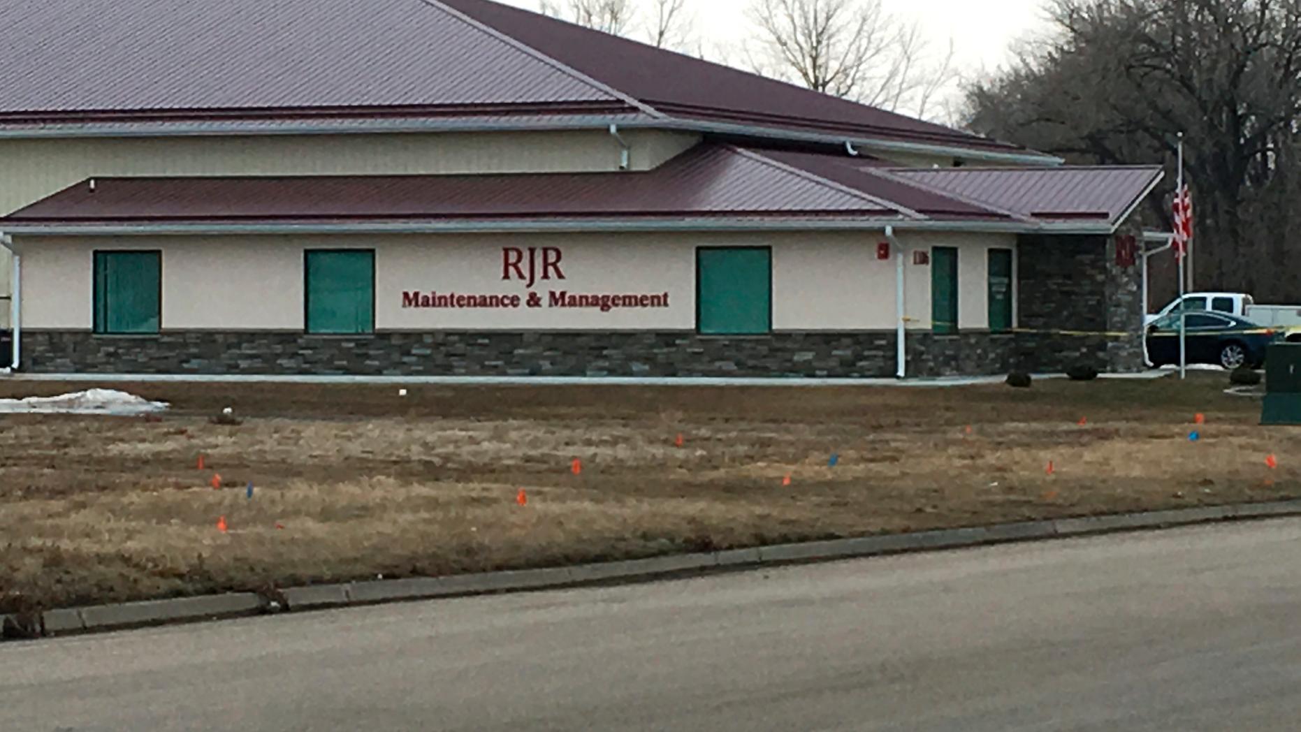 4 killed in North Dakota office building