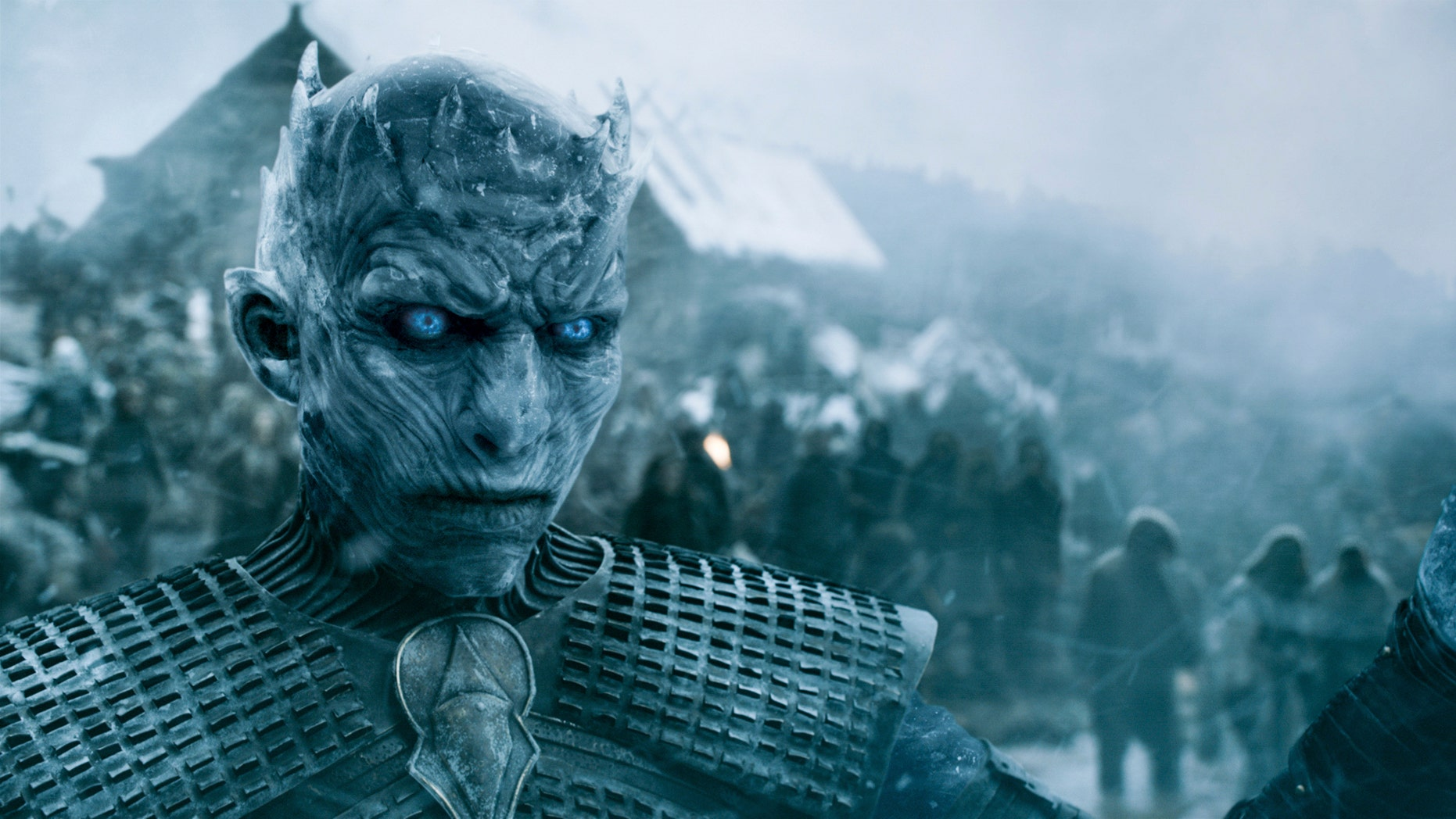 This image released by HBO shows a scene from