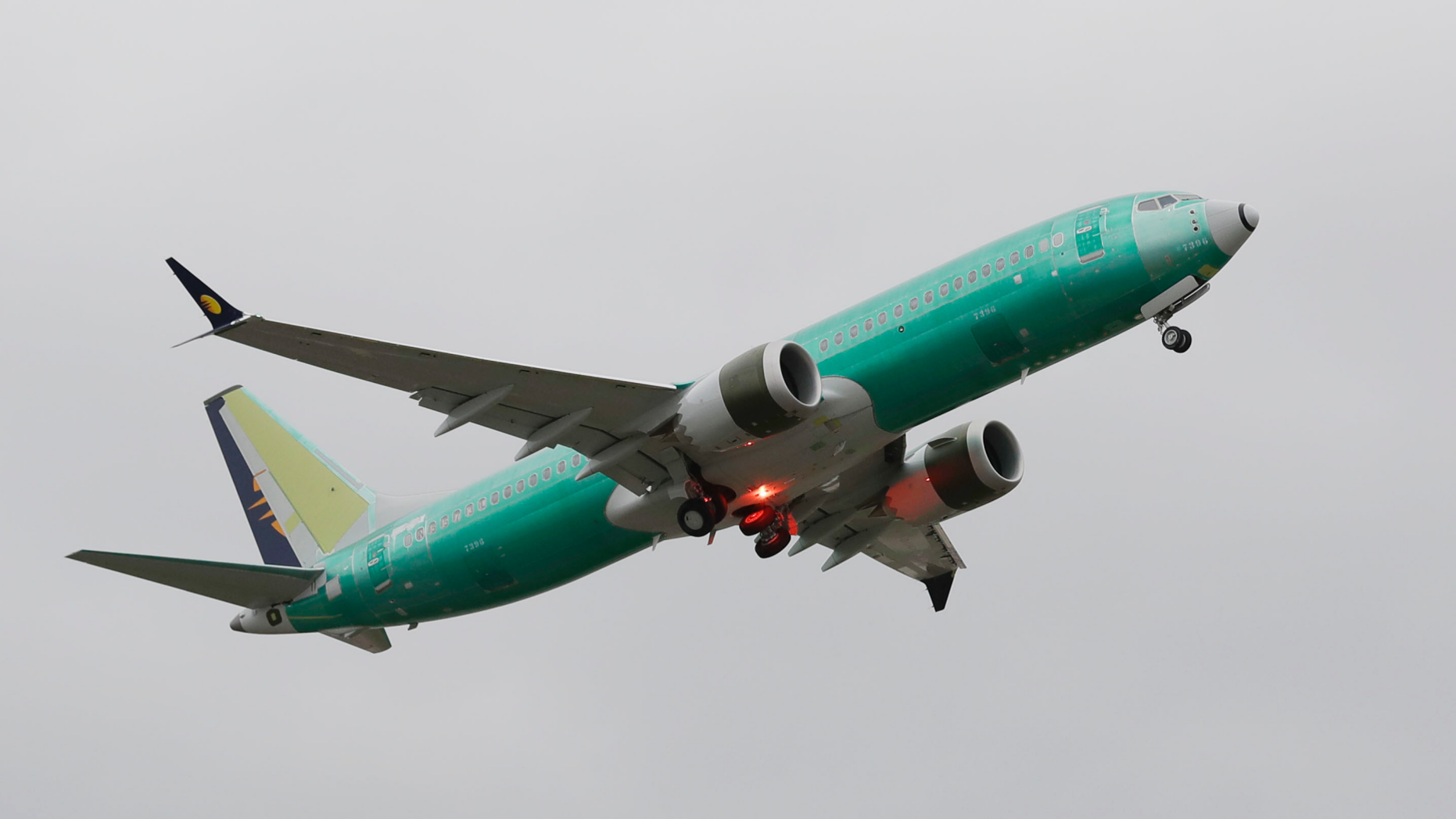 Boeing 737 Max test flights with new software are underway