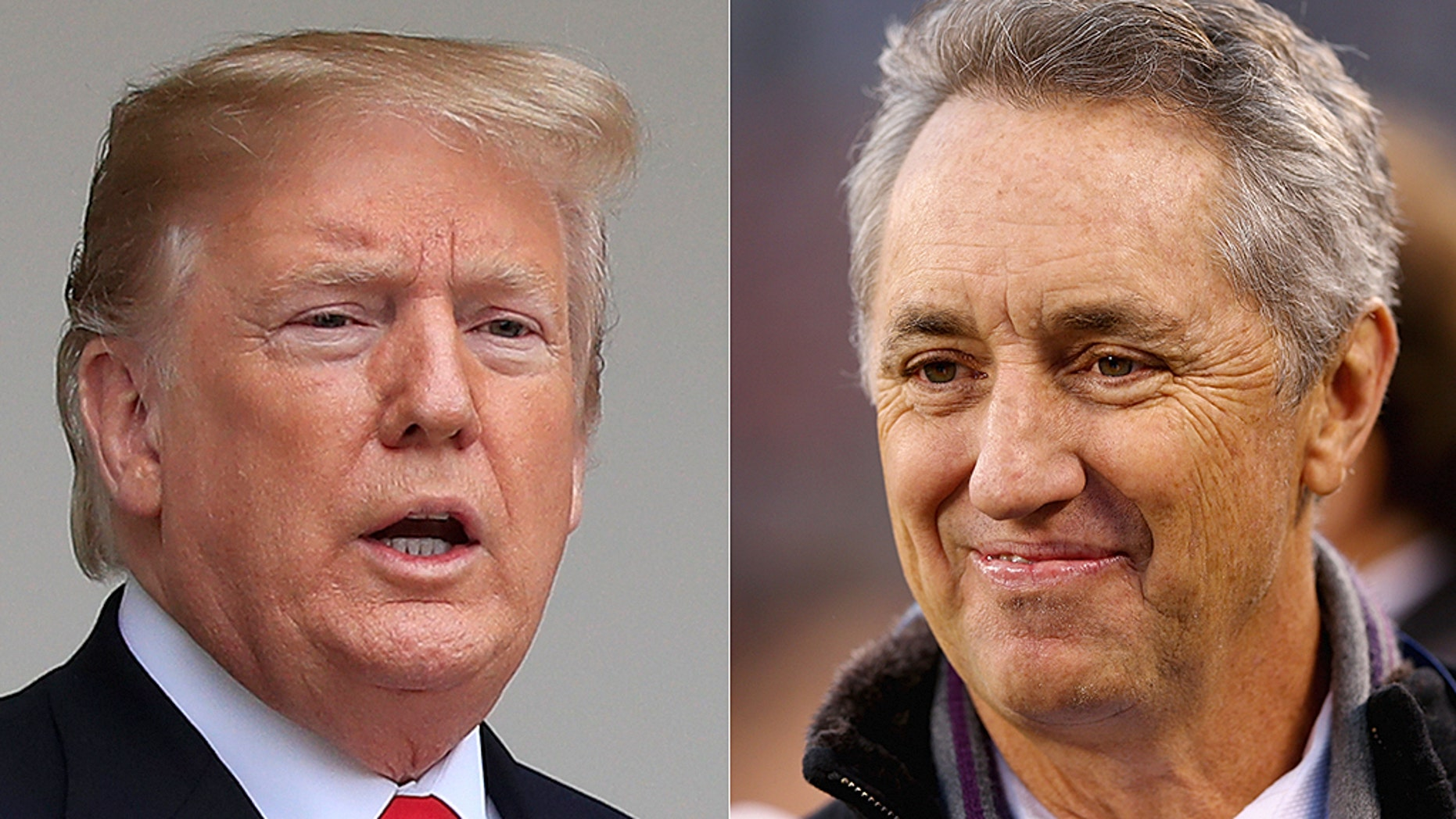 President Trump is accused of cheating on golf by sports journalist Rick Reilly.