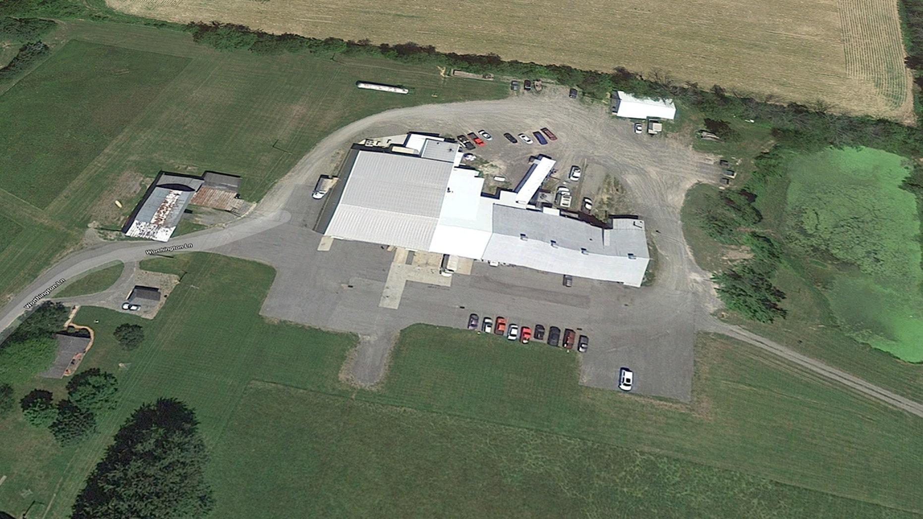 Westlake Legal Group Economy-Locker-Storage-Company Pennsylvania woman killed following 'horrible' meat grinder incident: official fox-news/us/us-regions/northeast/pennsylvania fox news fnc/us fnc Elizabeth Zwirz article 6d6c8ec7-032d-56e4-94c9-cad3395f14b7