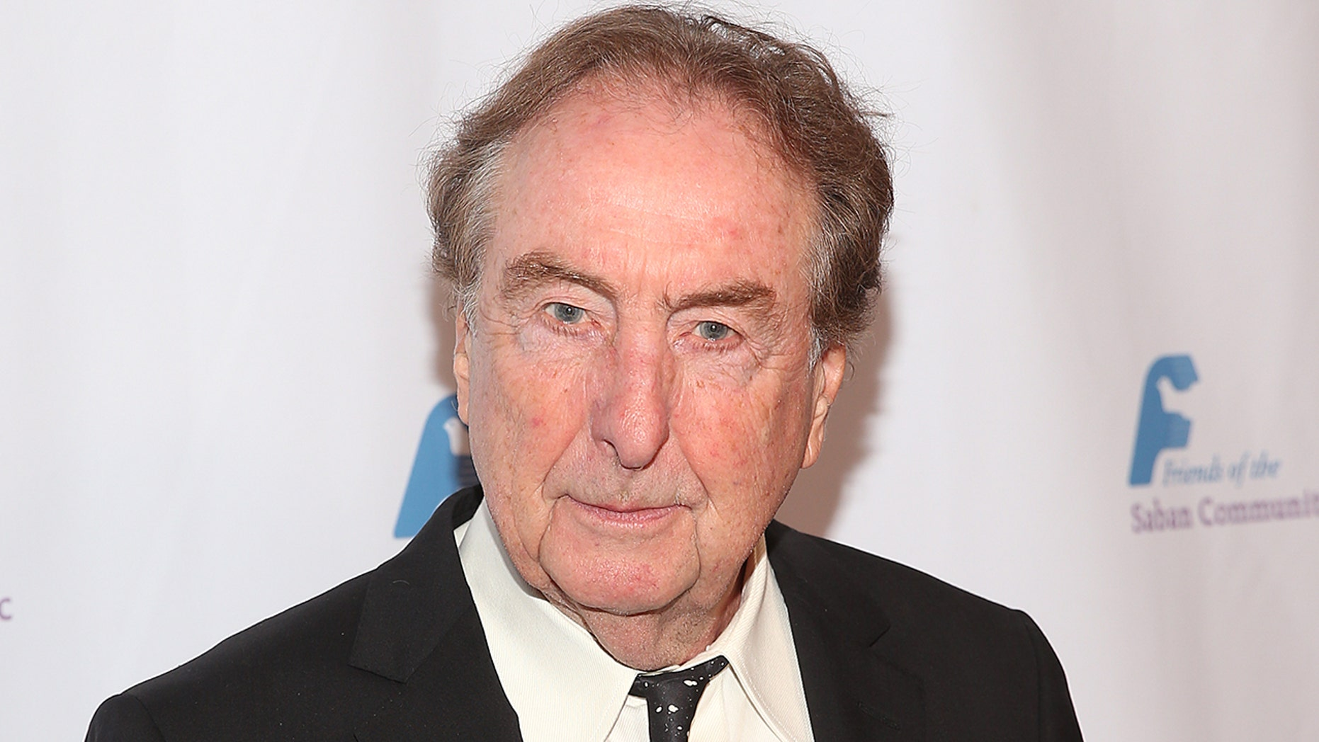 Eric Idle's home was reportedly evacuated after a potentially hazardous material scare.