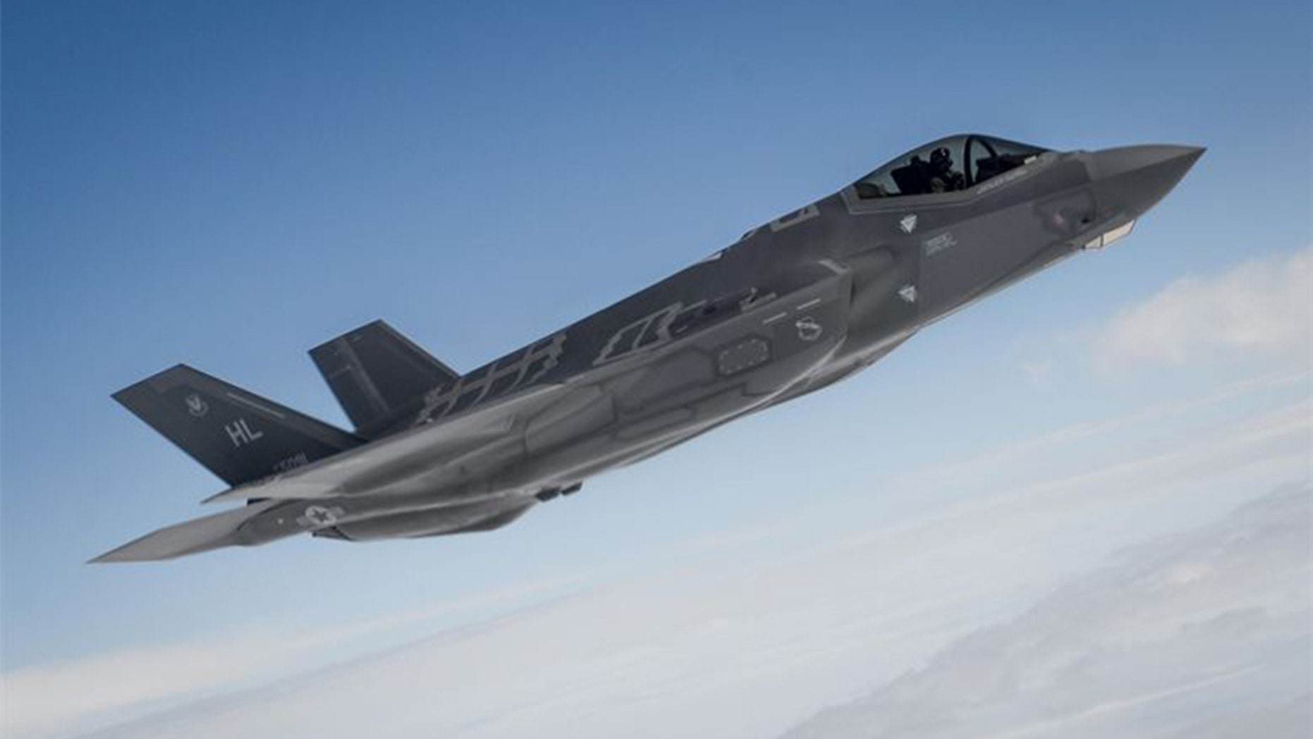 Westlake Legal Group F35A Air Force's F-35A deploys to Middle East for first time Oriana Pawlyk Military.com fox-news/world/world-regions/middle-east fox-news/us/military/air-force fnc/world fnc e507a5bb-cc8f-5544-bce7-87612ce71973 article