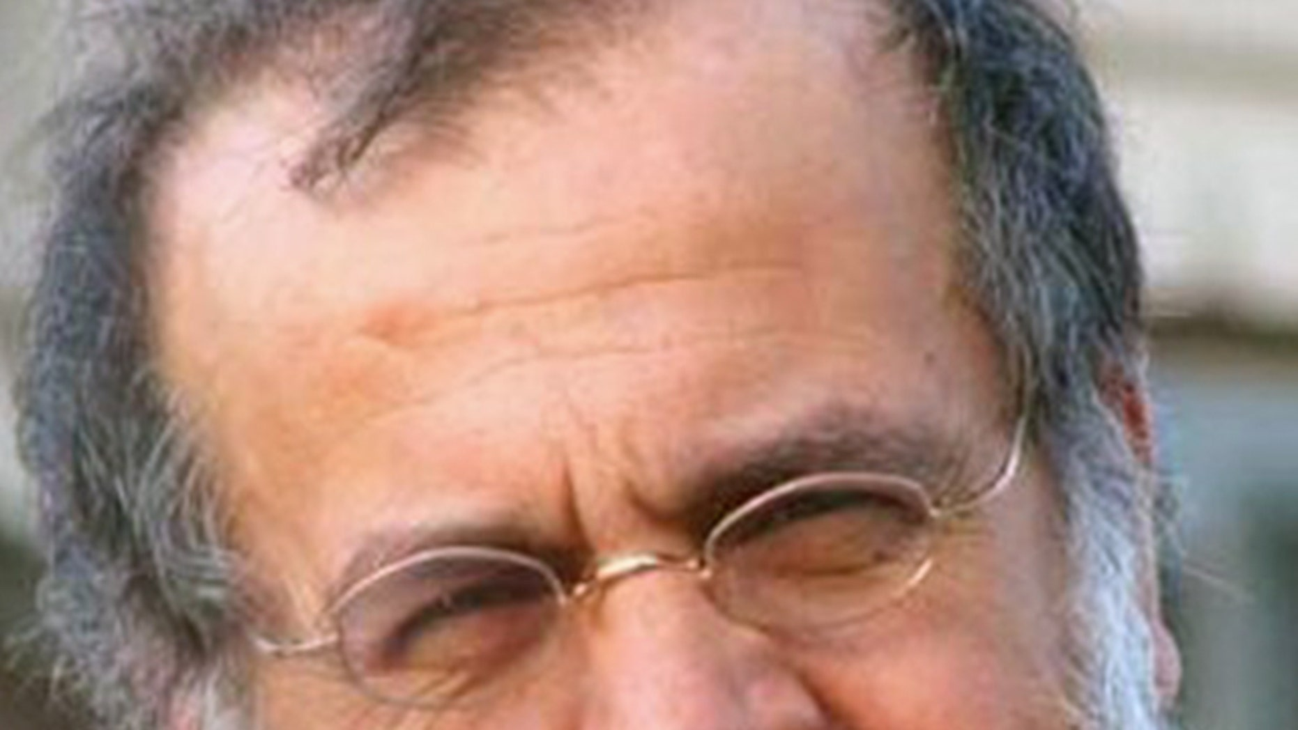 Columbia University professor Hamid Dabashi