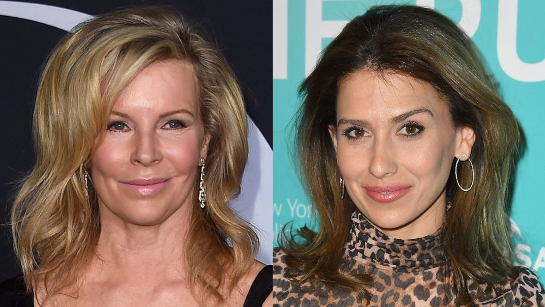 Hilaria Baldwin opened up about her relationship with husband Alec Baldwin's ex Kim Basinger.