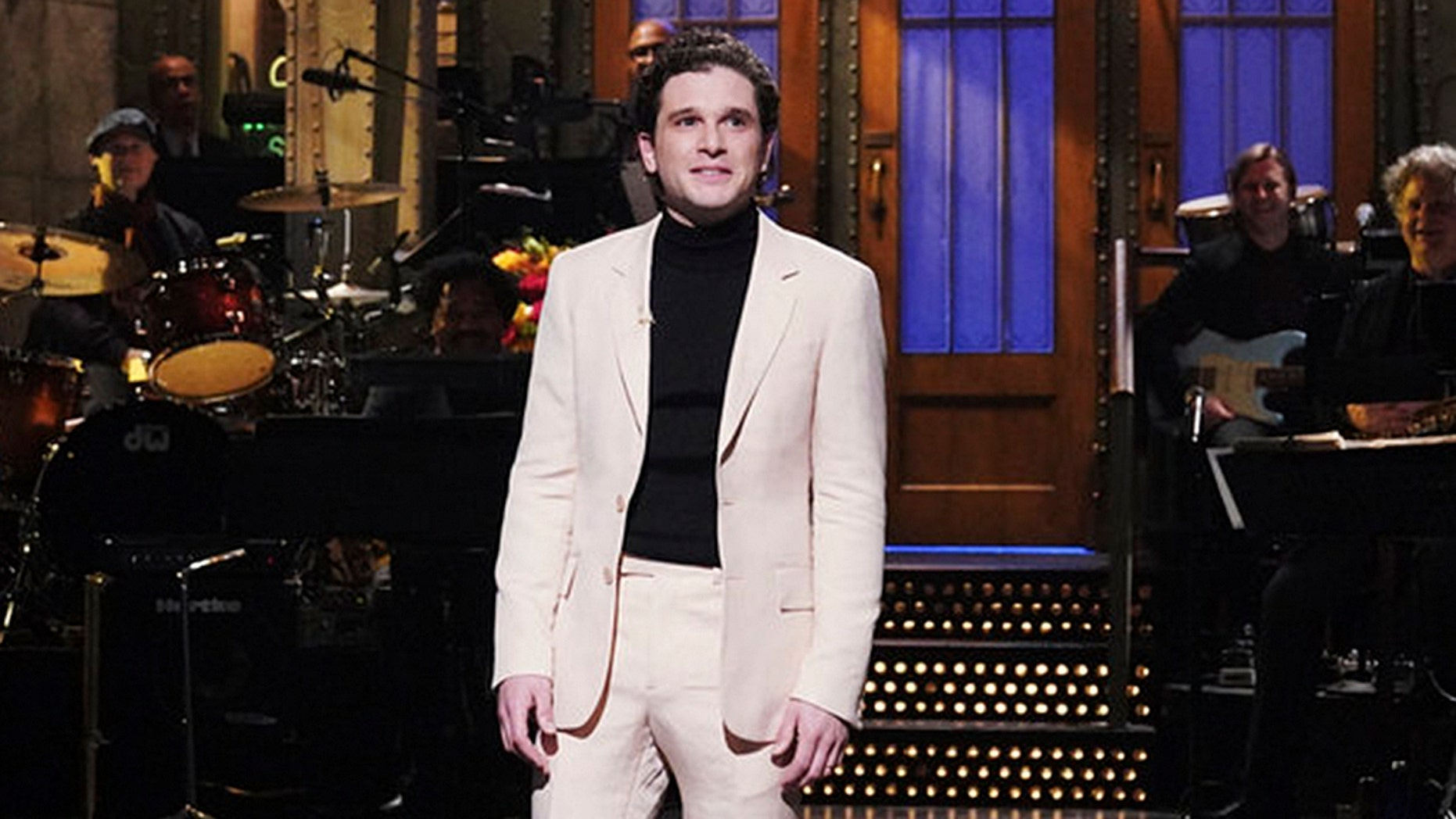 """Game of Thrones"" star Kit Harington hosted ""SNL"" over the weekend. (NBC)"